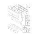 Electrolux EW3LGF65GSC backguard diagram
