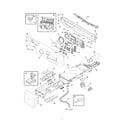 Electrolux EIFLS55IIW0 control panel diagram