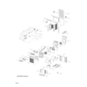 Frigidaire FFRS1022Q10 recommended spare parts diagram