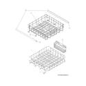 Frigidaire FFBD2406NB7B racks diagram