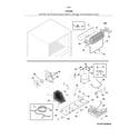 Kenmore 25360502614 system diagram
