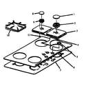 Caloric RTG650-P1131476NW page 7 diagram
