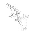 Maytag MSB26C6MDE02 air flow parts diagram