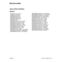 KitchenAid KES0503ER0 cover sheet diagram