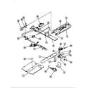 Magic Chef U31FK-8LX-OC control system diagram