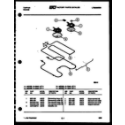 Tappan 31-3348-00-03 broiler parts diagram