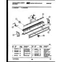 Tappan 36-6262-00-08 control panel diagram