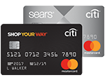 Sears Credit Card Image