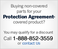More contact information on Sears PartsDirect